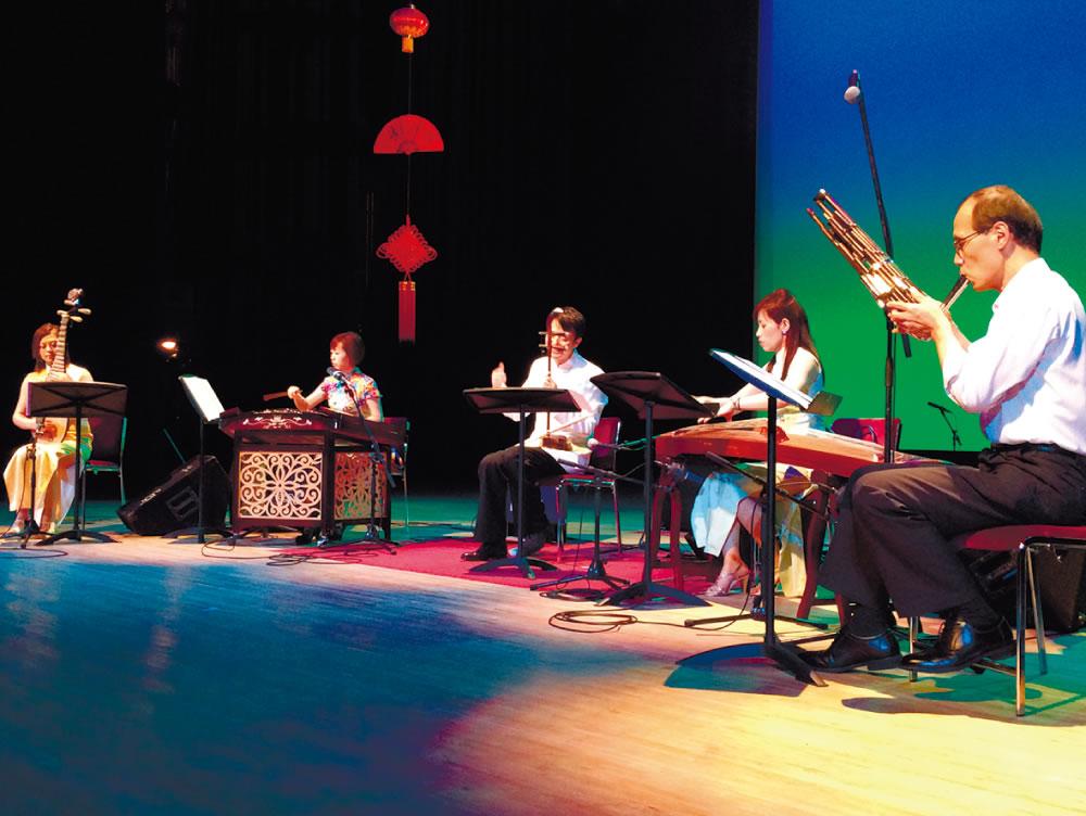 中国伝統音楽