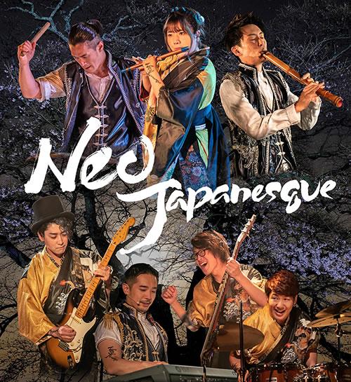 和洋楽器混成インストゥルメンタル Neo Japanesque(ネオ ジャパネスク)